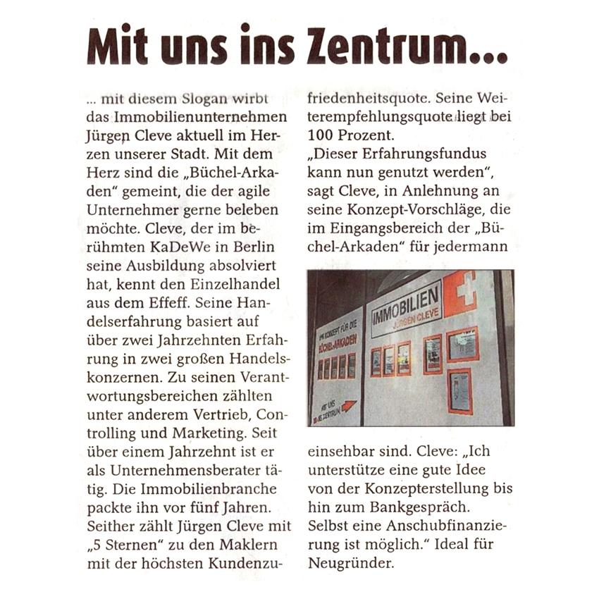 Stadt-Kurier Neuss – Mai 2015